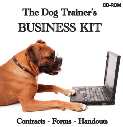 Dog Trainer's Business Kit