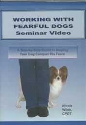 Working with Fearful Dogs DVD